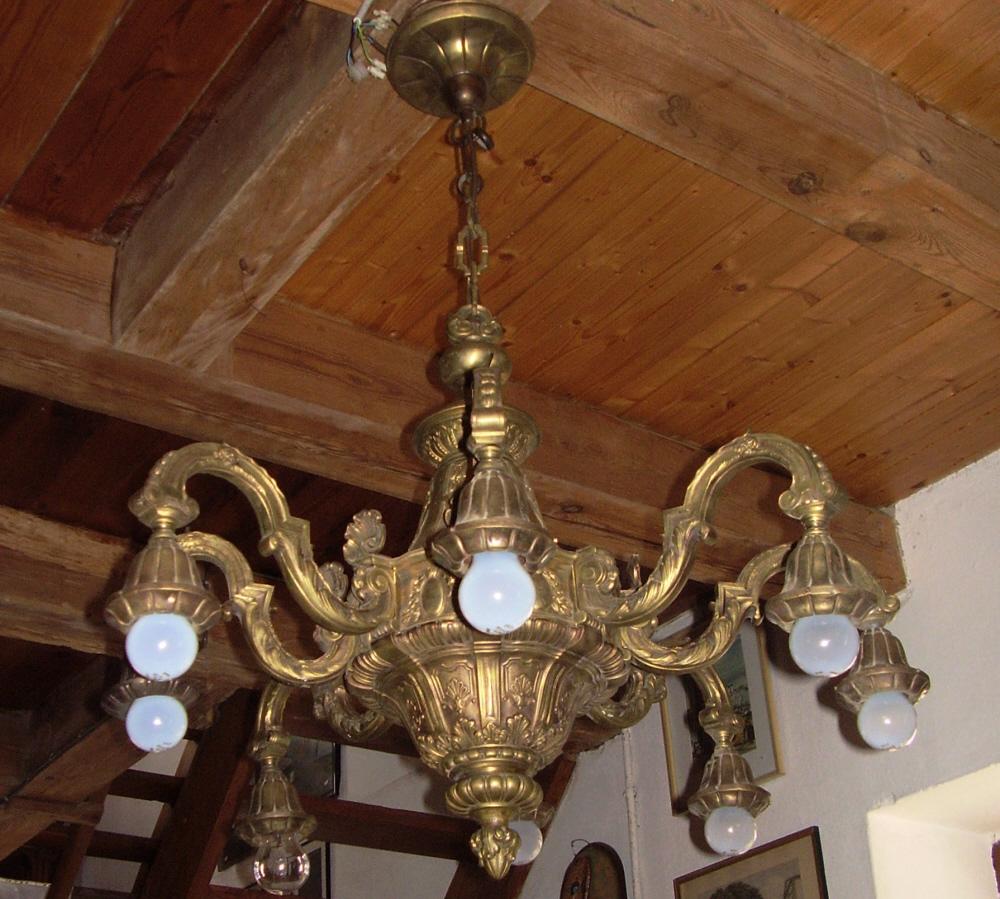 Antik m hle tarnow lampen for Lampen antik